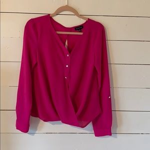 Rampage blouse